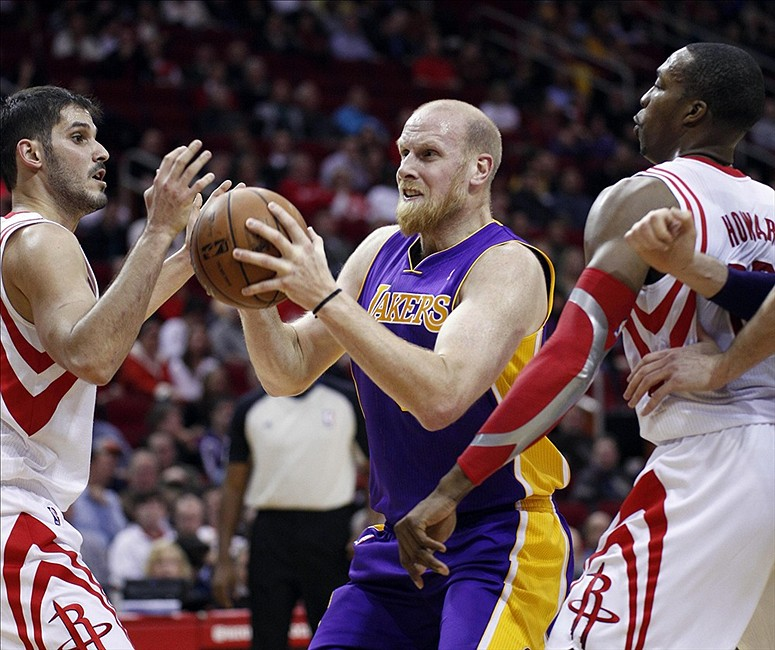 Houston Rockets X Lakers: Preview: Houston Rockets At Los Angeles Lakers