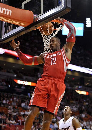 dwight howard and the national media