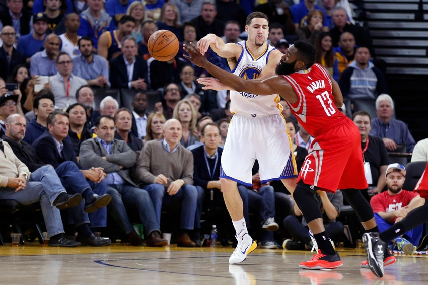 e63d30ad6205 Houston Rockets Fade Against Golden State Warriors 126-113