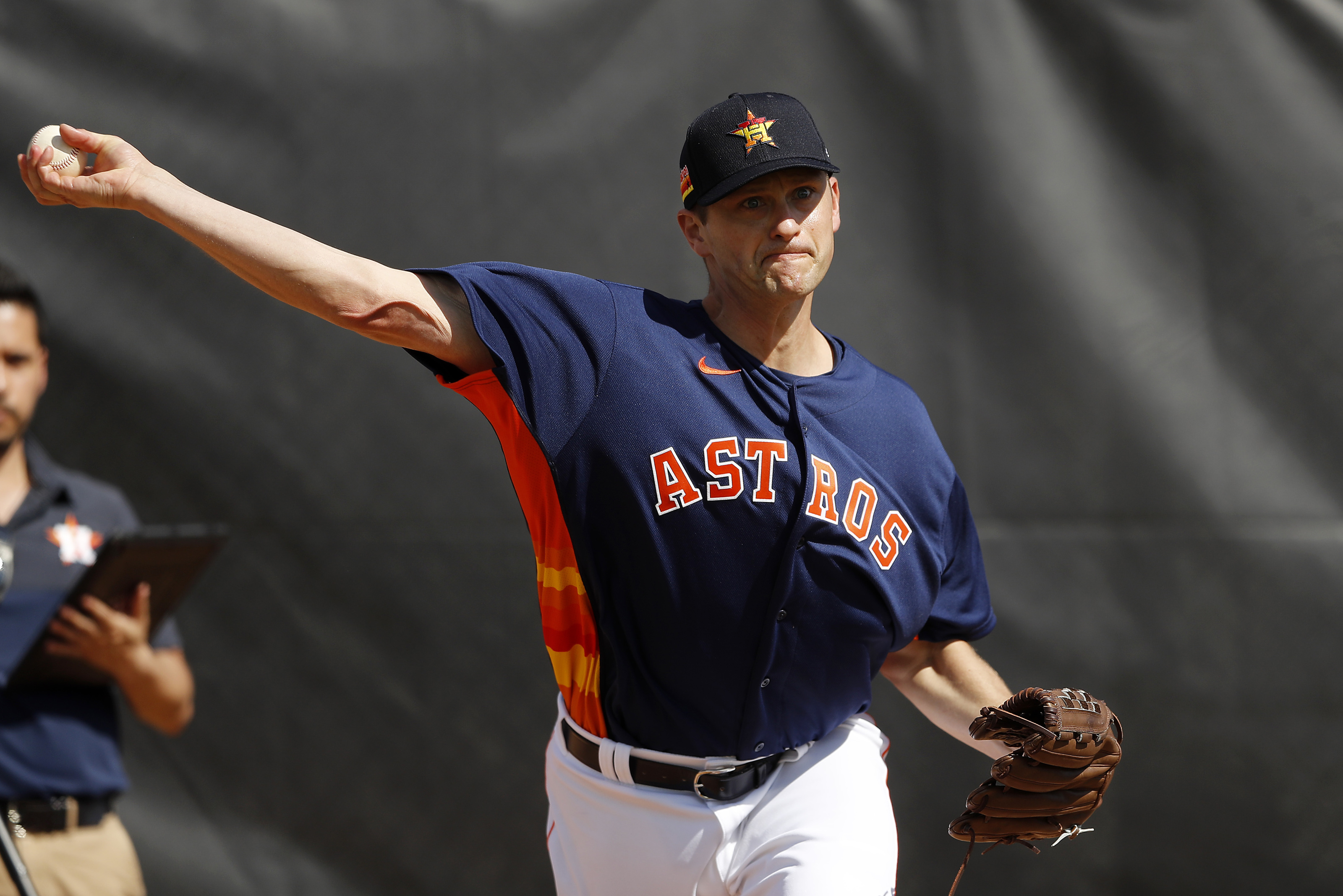 Houston Astros: Jared Hughes is the team's latest reclamation project