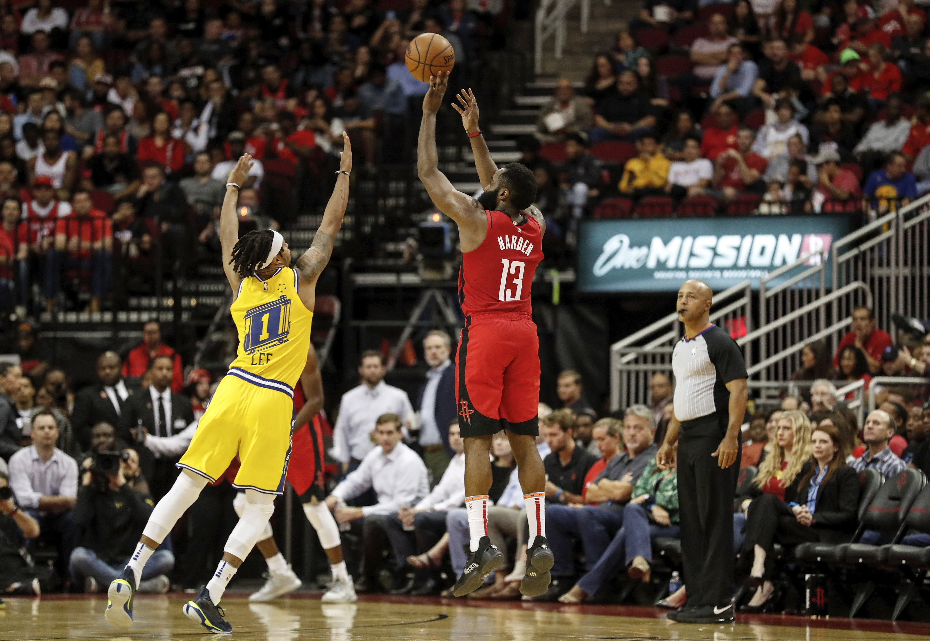 Houston Rockets: James Harden has shot his way into Top 5 all-time